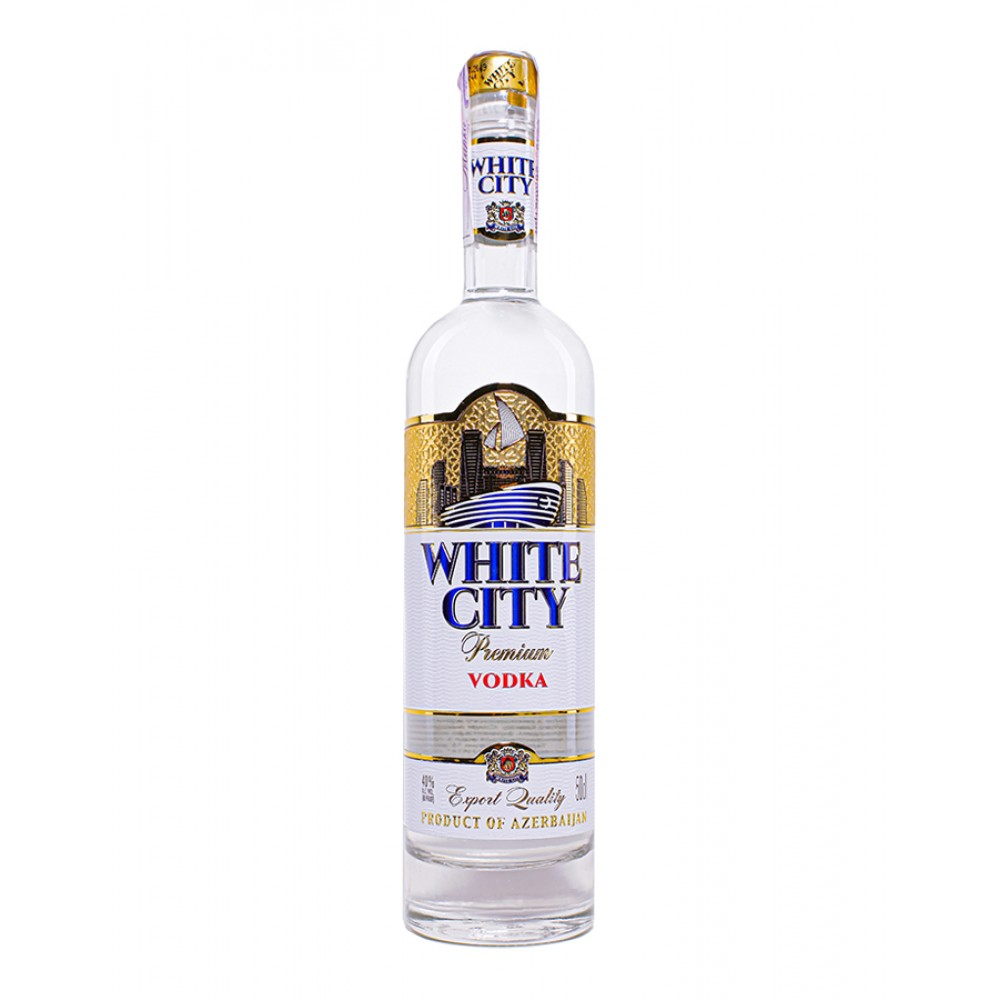 Водка WHITE CITY