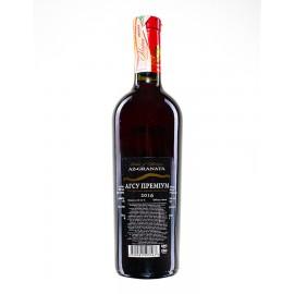 Вино AGSU PREMIUM красное полусладкое