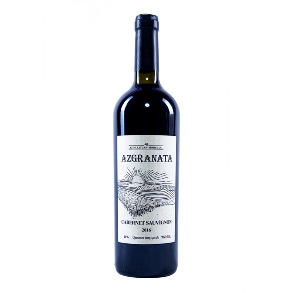 Вино CABERNET SAUVIGNON красное сухое