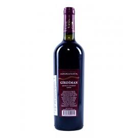 Вино GIRDIMAN красное полусладкое